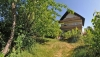 **VERKAUFT**DIETZ: 2-3 Familienhaus *komplett frei* mit sehr viel PLATZ  auf großem Grundstück + Garage - Hausansicht vom Garten