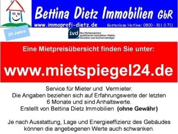 **VERKAUFT**DIETZ: Wohnen Sie über den Dächern von Reinheim OT! Attraktive nicht alltägliche 5 Zi. ETW, 64354 Reinheim, Etagenwohnung