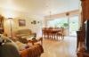 **VERKAUFT** DIETZ: 4 Zimmer-EG Wohntraum (LAGE, LAGE, LAGE ) mit eigenem Garten und Garage! - Lichtdurchflutetes Wohnzimmer