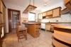 **Verkauft**Schaafheim: DIETZ:Intelligent geplantes massives Haus mit Galerie in bester Lage !!! - Wohnküche mit Vorratsraum