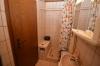DIETZ: Kleines Einfamilienhaus in ruhiger Lage von Hainburg - Klein-Krotzenburg - Gästebad mit Dusche