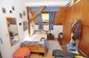 **VERKAUFT**DIETZ: Komplett möblierte 2 Zimmer Wohnung im Herzen der Babenhäuser Altstadt! Möbel INKLUSIVE! - Schlafzimmer