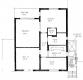 **VERKAUFT**DIETZ: 2 Familienhaus mit Aufzug und RIESIGER Garage in 1A Feldrandlage!!! - Grundriss Erdgeschoss