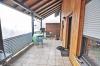 **VERKAUFT**DIETZ: Massig Platz für bis zu 3 Generationen! Interessantes modernisiertes 2 - 3 Familienhaus mit Garten! - Blick auf den Balkon (OG)