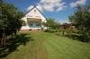**VERKAUFT** DIETZ: Freistehendes 1 oder 2 Familienhaus mit traumhaftem Grundstück - Teilansicht vom Garten
