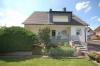 **VERKAUFT** DIETZ: Freistehendes 1 oder 2 Familienhaus mit traumhaftem Grundstück - Terrassenansicht