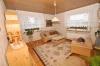 **VERKAUFT**  DIETZ: Modernisiertes 2 - 3 Familienhaus mit Doppelgarage, großem sonnigen Garten, Keller, uvm... - Wohnzimmer (EG)