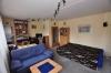 **VERKAUFT** DIETZ: Gemütliche 1 Zimmerwohnung mit sonnigem Balkon - Garage und Einbauküche inklusive - Wohn- und Schlafbereich