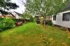 DIETZ:**VERKAUFT** TIP TOP gepflegtes großzügiges 1 - 2 Familienhaus im Landhausstil mit Garten, Terrasse, Garage, Car-Port, EBK, - Blick in den Garten