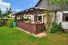 DIETZ:**VERKAUFT** TIP TOP gepflegtes großzügiges 1 - 2 Familienhaus im Landhausstil mit Garten, Terrasse, Garage, Car-Port, EBK, - Blick Richtung Terrasse
