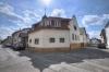 **VERKAUFT** DIETZ: Jugendstilhaus für 2 Generationen - Straßenansicht mit Blick auf Turmzimmer