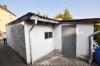 **VERKAUFT** DIETZ: 2 Familenhaus mit Doppelgarage - SÜD-Garten - SÜD-Balkon - Großer Innenhof - Direkt in Münster ! - Abstellraum für Gartengeräte