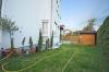 **VERKAUFT** DIETZ: Doppelhaushälfte mit blickdichtem Garten, Terrasse, 3 Stellplätze, 2 Tageslichtbäder, 2 Balkone, Innenhof 280m² Eckgrundstück! - Garten OST-Lage