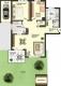 **VERKAUFT**DIETZ: 4 Zimmer Erdgeschosswohnung mit Garage + Stellplatz - SÜD-Terrasse - Wanne+Dusche - Gäste-WC - Grundriss Erdgeschoss