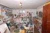 **VERKAUFT**DIETZ: TOP gepflegter Bungalow mit Garage, Garten und 640 m² Grundstück! In Feldrandlage - Werkstatt im Keller