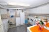 **VERKAUFT**DIETZ: Großzügige modernisierte Immobilie für 2 Generationen mit 2 Garagen und 786 m² Grundstück!! - Blick in die Waschküche