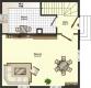 **VERKAUFT**DIETZ: Einfamilienhaus mit Gas-Heizung - Nebengebäude + Scheune mit Werkstatt + möglichem kleinen Appartement - Grundriss Erdgeschoss
