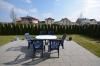 **VERKAUFT**DIETZ: Neuwertiger moderner Bungalow , Baujahr 2008, ideal für jung und alt. Mit Garage, EBK, Garten uvm.! - Terrasse und Garten