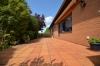 **VERKAUFT**DIETZ: TOP gepflegter Bungalow mit Garage, Garten und 640 m² Grundstück! In Feldrandlage - Terrasse mit Markise