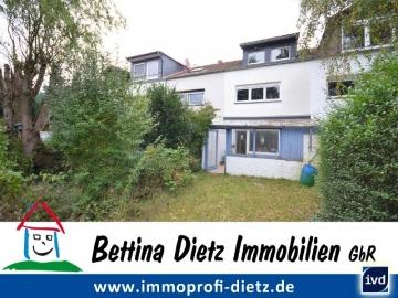 **VERKAUFT**DIETZ: Die Alternative zur Eigentumswohnung in Rodgau-Rollwald – S-Bahn-Anschluss, 63110 Rodgau, Reihenmittelhaus