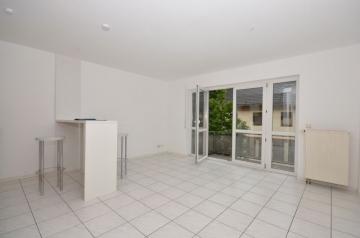 **VERKAUFT**DIETZ: Barrierefreie 2 Zimmer Eigentumswohnung für JUNG und ALT mit Aufzug, Parkhaus und Balkon, 63743 Aschaffenburg, Etagenwohnung