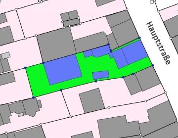 **VERKAUFT**DIETZ: 2 Häuser auf einem Grundstück mit insgesamt 3 vermieteten Einheiten, 63110 Rodgau, Mehrfamilienhaus