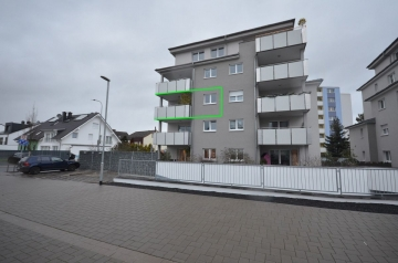 **VERKAUFT**DIETZ: Neuwertige und TOP Moderne 3 Zimmerwohnung mit Feldblick, 63110 Rodgau, Etagenwohnung