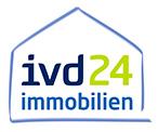 Logo des Immobilienportals des Immobilienverbands Deutschland, kurz: IVD