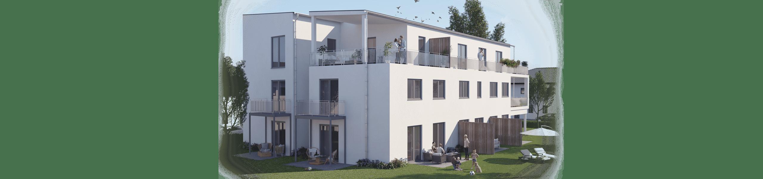 Neubau Muenster bei Dieburg